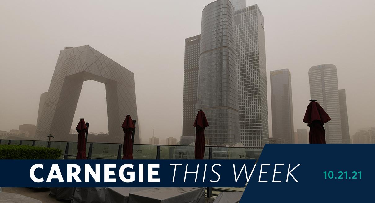 Carnegie This Week